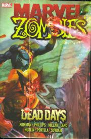 Marvel Zombies Dead Days Trade Paperback Graphic Novel Origin